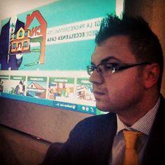 Progetto Instagram iPhone: Conferenza Stampa del progetto di rilancio (targato LS) della Rete d'Impresa CNA Eccellenza Casa. Art Director: Lapo Secciani Photographer: Lapo Secciani.