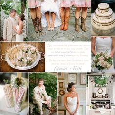 Chantel + Erich | Rustic Southern Wedding | Brandon Chesbro Photography