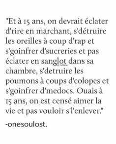on devrait🤷🏼♀️ - Bad Quotes, Love Quotes, Deep Texts, Quotes White, French Quotes, Hurt Feelings, Bad Mood, Pretty Words, Some Words