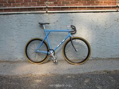 VWVortex.com - lets see all your fixed gear bikes, finshed or not.