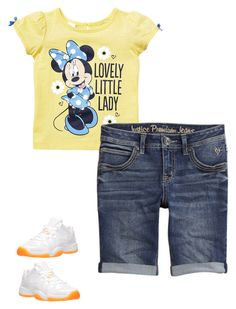 """Untitled #15"" by johnae-ogletree on Polyvore featuring Disney and Retrò"