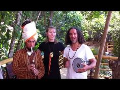 A Kirtan Moment in Mexico with Beth Martens.