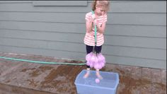 This inventive dad found an incredible new way to fill water balloons. That means more time for fun in the sun during the summer.