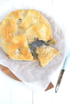 Skinny Loempiataart - pagina 71 uit Skinny Six, het gloednieuwe boek van  Chicks love food. | Uit Pauline's Keuken