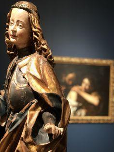 German #sculpture, circa 1490