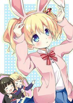 #Alice #Shinobu #Karen #Funny
