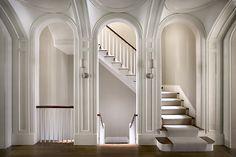 Stunning stairwell.