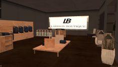 Larison Boutique wurde fertiggestellt
