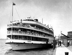 Bob-Lo boat Columbia