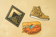 Sticker - Adventure Sticker Set #1