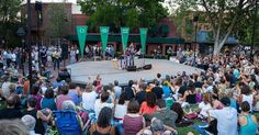 Cornflower Returns to the Green Show this Tuesday alongside Pedal Power Eugene and Live Painter Melissa Orion!   It is a public secret that my favorite stage in the AshlandShire is the Oregon Shakespeare Festival Courtyard Stage on the Bricks in Downtown Ashland. Surrounded by the incredible architecture of the OSF Campus the Trees and the atmosphere created when Ashlanders and Visitors from across the world unite in circle on the Bricks around the big green stage there is nothing quite like…