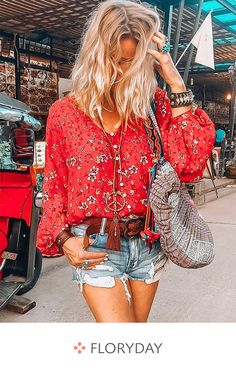 Two Piece Set Organza Embroidery Blouse+ High Waist Lace Maxi Skirt - Top y falda Suit Fashion, Boho Fashion, Fashion Outfits, Womens Fashion, Fashion Spring, Dress Fashion, Fashion Clothes, Blouse And Skirt, Lace Skirt