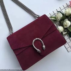 Gucci Dionysus Suede Leather Medium Shoulder Bag 403348 2016