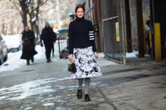 New York's Finest - Fall 2014 Street Style