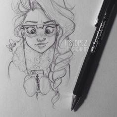 Laia López @itslopez Modern day Elsa I...Instagram photo | Websta (Webstagram)