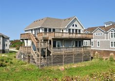 Twiddy Outer Banks Vacation Home - Thats My Desire - Duck - Oceanfront - 4 Bedrooms