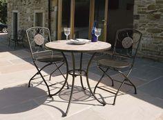 Sawley Bistro Outdoor Dining Set