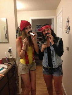 Cheech and Chong, up in smoke for Halloween