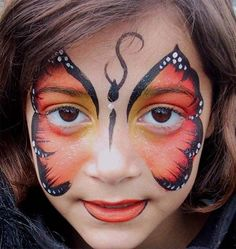 60 Inspiration Face Painting Ideas