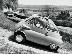 BMW Isetta 250 Bubble Window '1955–57