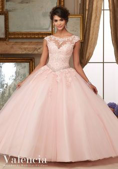 Mori Lee Valencia Quinceanera Dress 60006