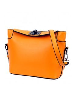 Candy Colored Small Messenger Bag