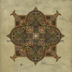 Celtic Shields & Mandalas : Eternal Flow by Jeff Fitzpatrick Adams Irish Celtic, Celtic Art, Celtic Shield, Archetypes, Painting On Wood, Vikings, Flow, Vintage World Maps, Icons