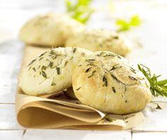 Ovenverse kruidenbroodjes - Colruyt Culinair !