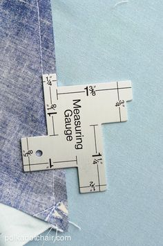 3 Tips for Beginning Quilters: What is is this brilliant gadget called and where can I find one?!