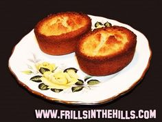 Gluten-free Lemon Myrtle Friands