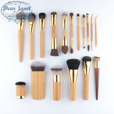 Nova marca 1 pc Suave Make up brushes Fundação eye lip liner contour blending pincel de maquiagem Em Pó Profissional de Alta qualidade em Escovas & Ferramentas de Beleza & Saúde no AliExpress.com | Alibaba Group