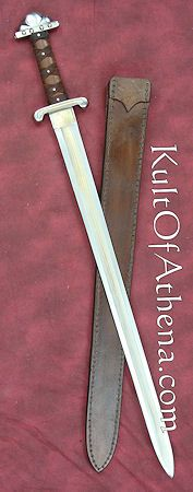 Ritter Steel Viking Chieftain Sword - My Wedding/Family Sword gifted to me by my wife on our wedding day...a great sword!