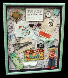 "Karen Silver Bloom - ""Paris Monuments"""