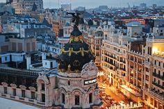 Madrid, Spain  Accomplished: 07/2013