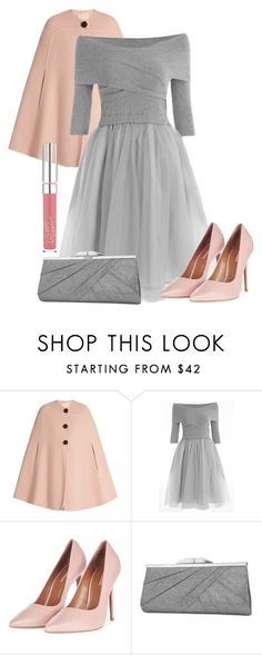 """In A Million"" by justmehanan ❤ liked on Polyvore featuring Roksanda, Topshop, Jessica McClintock and Solow"