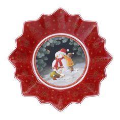 Villeroy & Boch Toy s Fantasy Schale klein Kinder Servierschale Weihnachtsschale