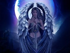 Are you a sensible Guardian Angel, a dark Death Angel, or a badass Archangel? Take this quiz and find out!