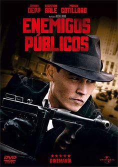 Enemigos públicos [Vídeo (DVD)] / directed by Michael Mann. Paramount Spain, D.L. 2009