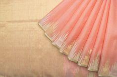 Urdir Handwoven Linen Silk Sari 1021013 - Saris / All Saris - Parisera