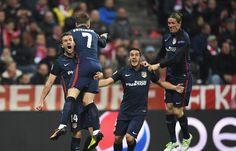 Griezmann lleva al Atlético de Madrid a la final Liga de Campeones