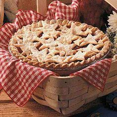 Country Fair Cherry Pie Recipe