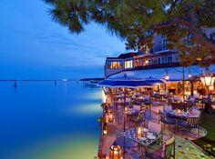 A charming luxury hotel on the romantic Venetian island of Giudecca