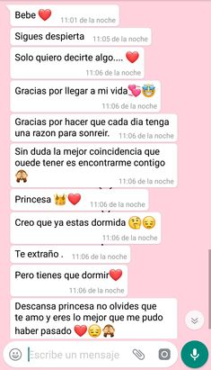 :'( amor a media L Love You, Sad Love, Cute Love, Amor Quotes, Crush Quotes, Love Quotes, Cute Relationship Texts, Cute Relationships, Love Phrases