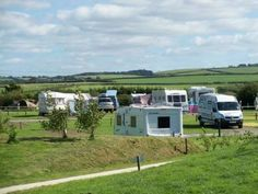 Widemouth Fields Caravan and Camping Park Box's Shop, Bude, Cornwall, UK, England. Campsite. Camping. Travel. Outdoors. Pet Friendly. Family Holiday.