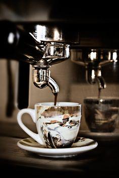 coffee | Andreas Li