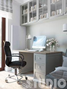 miejsce do pracy w domu - zdjęcie od MIKOŁAJSKAstudio - Biuro - Styl Eklektyczny - MIKOŁAJSKAstudio