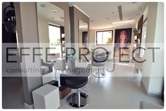EFFE Project for MILLENNIUM Hairstyling - Latisana