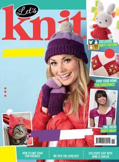 Let's Knit Issue 98 2015 - 轻描淡写的日志 - 网易博客