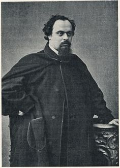 Dante Gabriel Rossetti - 1862