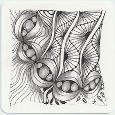 Pattern Play with Pens: zen-gallery
